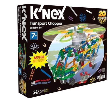 K'Nex-chopper