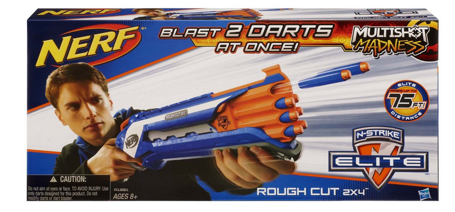 NERF-dart-blaster