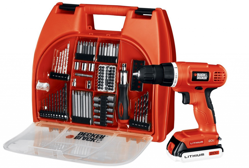 black-decker-tool-kit