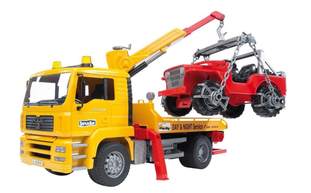 bruder-trucks