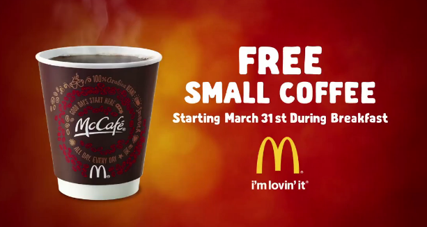 free-coffe-mcdonalds