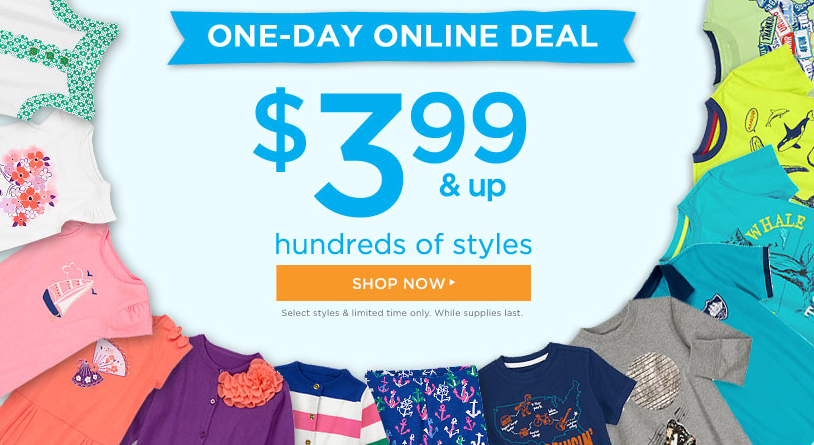 gymboree-3.99-sale