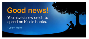 kindle-credits