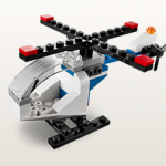 Build a FREE Mini Helocopter at LEGO Stores Tomorrow, April 1st!