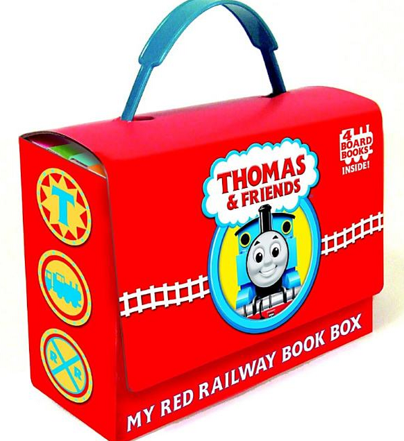 red-railway-box-set