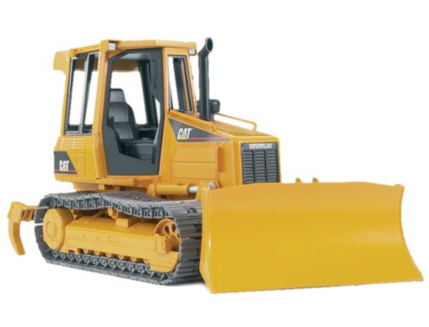 BRUDER-track-tractor