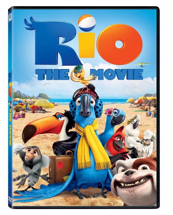RIO-DVD