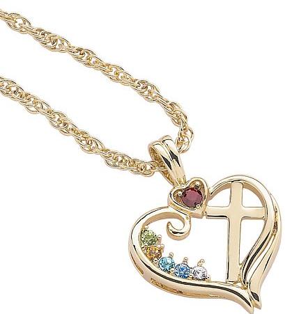 cross-necklace