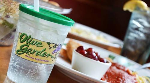 Olive Garden Kids Eat Free Tomorrow April 24th