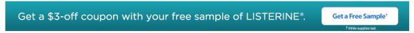 listerene-free-sample