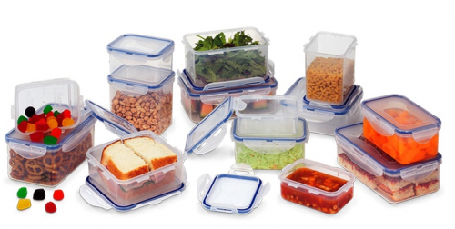 Lock Lock 28 Piece Food Storage Container Set 3399 down from