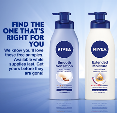 nivea-sample