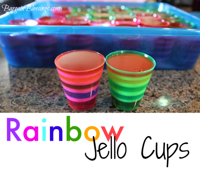 rainbow-jello-cups