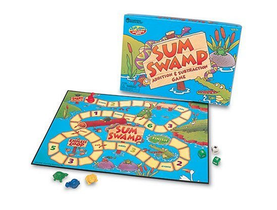 sum-swamp-game
