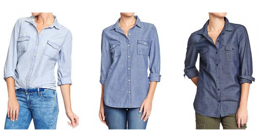 chambray-shirts-old-navy
