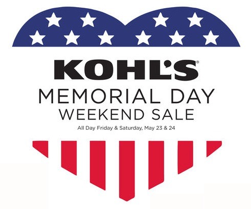 kohls-memorial-day-sale
