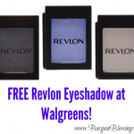 *HOT* High-Value $2 Revlon Coupon = FREE Eyeshadow at Walgreens!