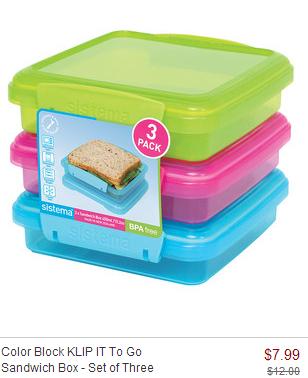 sandwich-box