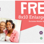 FREE 8X10 Photo Print + Free In-Store Pickup at Walgreens ($3.99 value)!