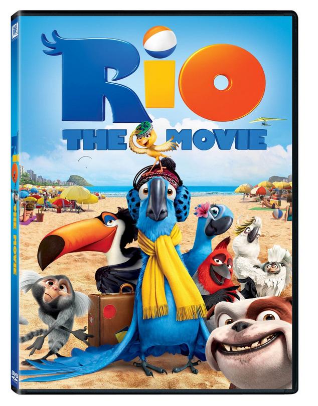 RIO-Epic-DVD