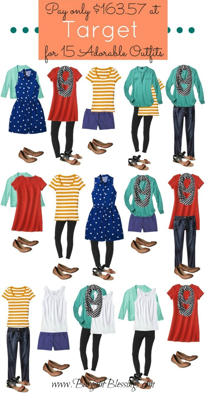 Target Women's Fashion VERTICAL