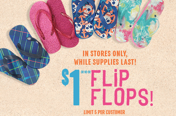 childrens-place-flip-flops