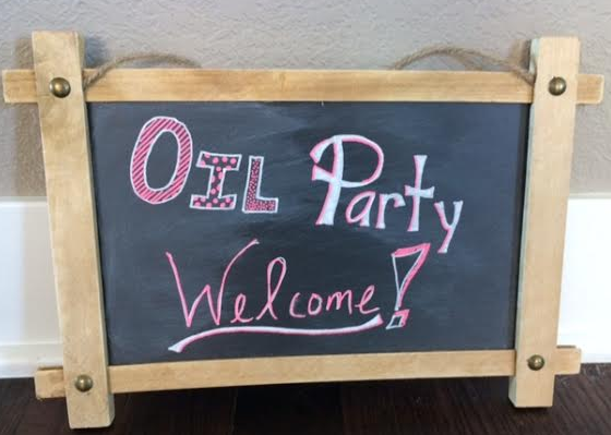 oil-party-welcome