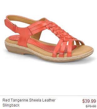 tangerine-sandals
