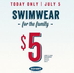 $5-swimwear