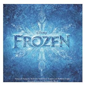 frozen-mp3-album