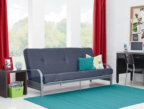 metal-futon
