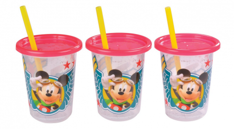 mickey-cups
