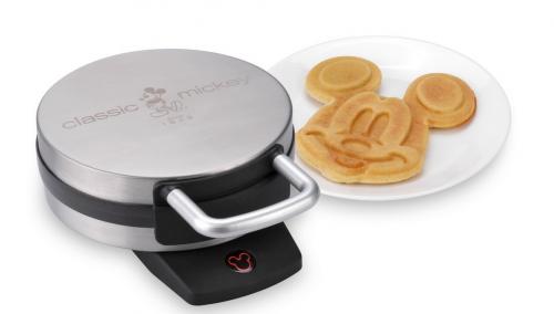 mickey-waffle-iron