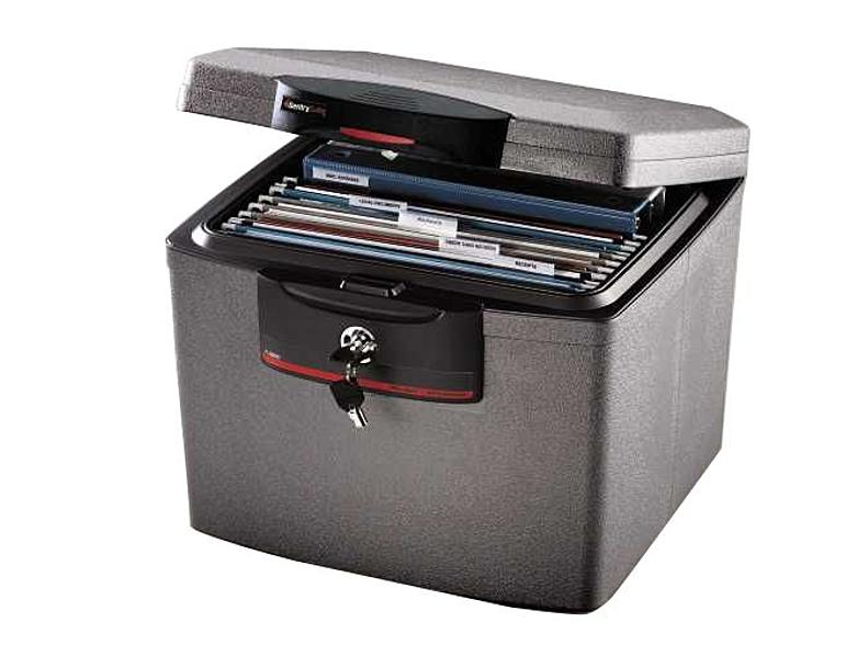 security file box