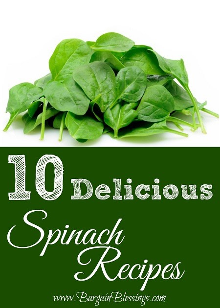 spinach-recipes