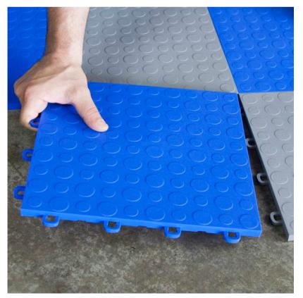 tile floor - Interlocking Garage Floor Tiles
