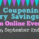 *HOT* Join Me for a FREE Couponing Class {an Online Event} on September 2nd!