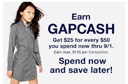 gap-sale