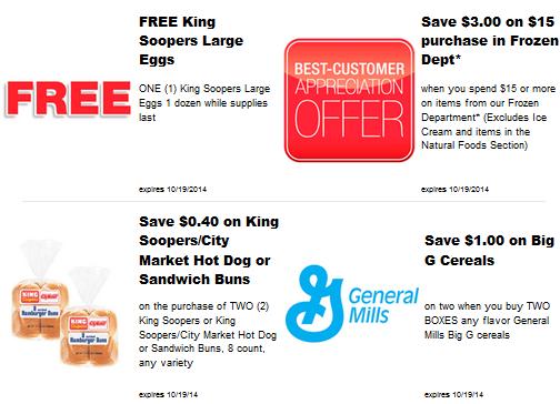 King soopers digital coupons sign in