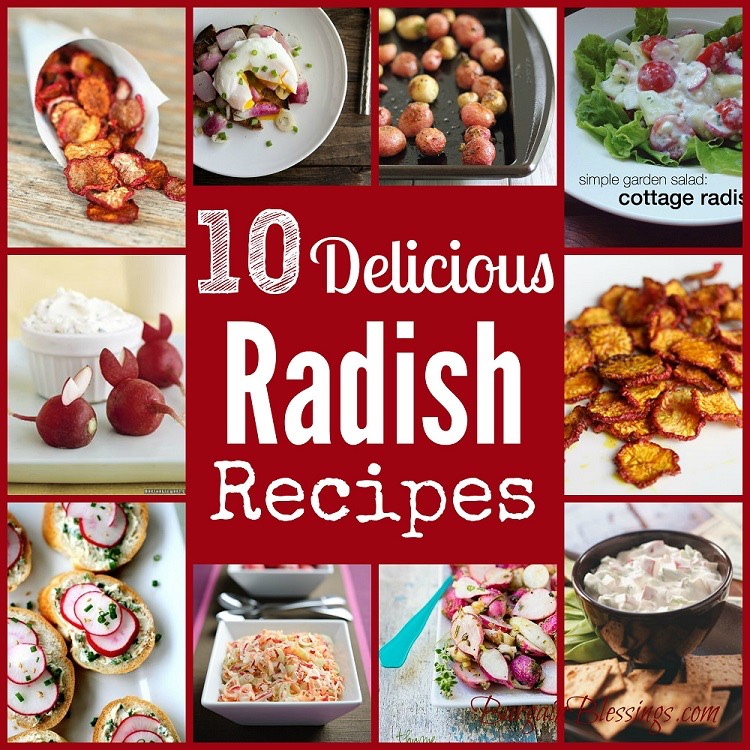 radish-recipes