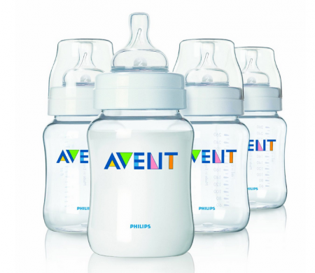 Philips AVENT BPA Free Classic Bottles 3-Pack Just $10.55 (down ...