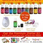 Last Chance: Get Started with Essential Oils Before Winter Arrives + Get These Freebies!