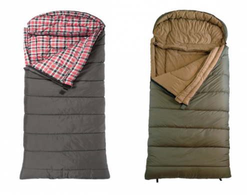 TETON Sports Celsius XXL 0 Degree Flannel Lined Sleeping Bag 4498 Down From 11999