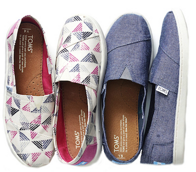 TOMS Shoes at Target: Coming November 16th
