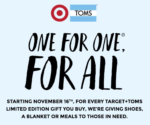 TOMS for Target Shoes TOMS for Target Womens Apparel