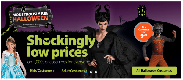 walmart halloween costumes - Halloween Walmart