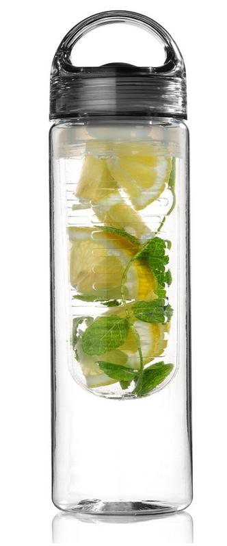 hudson fruit infuser tritan water bottle down from 35. Black Bedroom Furniture Sets. Home Design Ideas