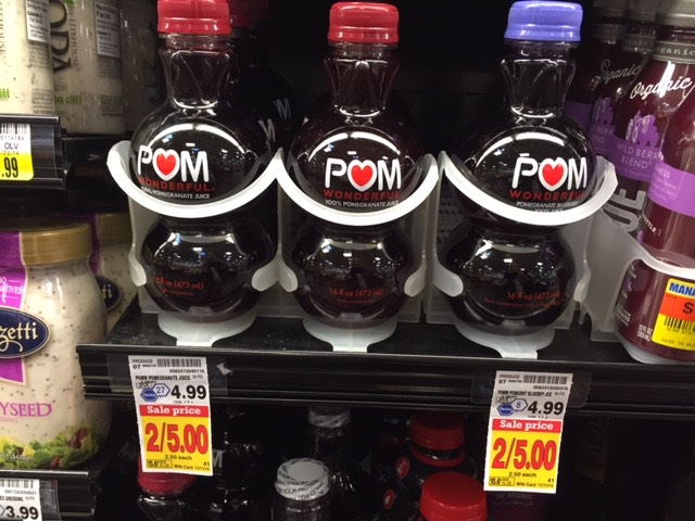 POM Juice Only $1.50 at King Soopers and Kroger!