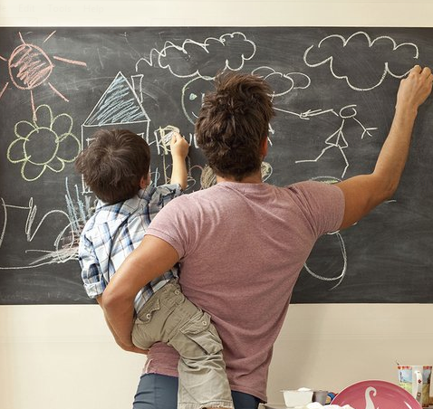 Spectacular My favorite is this Foot Chalkboard or Whiteboard Wall Decal for only FREE Shipping