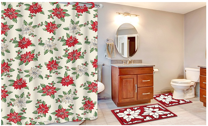 christmas bathroom rugs | Roselawnlutheran